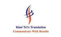 Dich Thuat Khai Tri