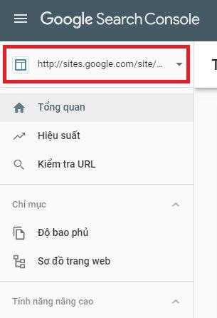 Xử lý nội dung copy bằng Google Search Console