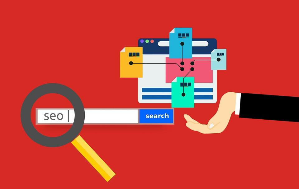 SEO là cánh cổng dẫn lối khách hàng tiềm năng vào website.