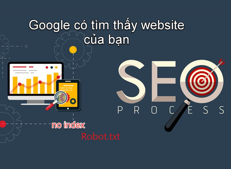 Làm sao để website được tìm thấy trên Google?
