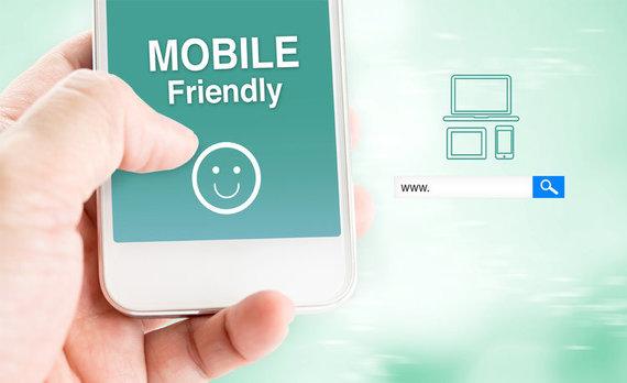 Vì sao website không đạt chuẩn Mobile-Friendly