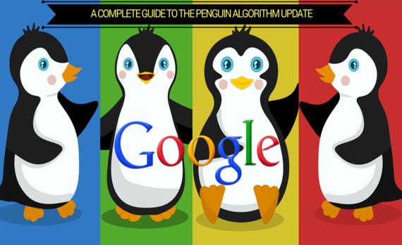 Hướng dẫn toàn tập về bản cập nhật thuật toán Google Penguin