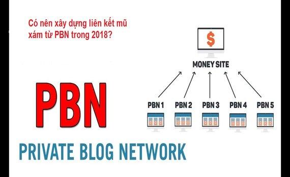 Có nên xây dựng PBNs (liên kết thực hiện trong SEO mũ xám) vào 2018?