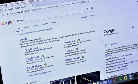 Google có cập nhật thuật toán trong tuần qua