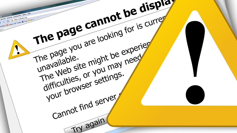 VNG sập điện có gây đảo lộn thứ hạng từ khóa hàng loạt website?