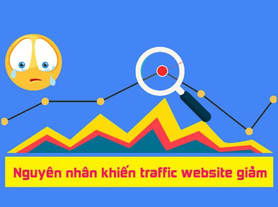 Lượng truy cập website của bạn giảm? Hãy kiểm tra 6 nguyên nhân này!