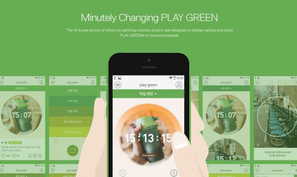 Content Marketing dạng Game trên App.