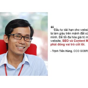 công ty dịch vụ seo gobranding