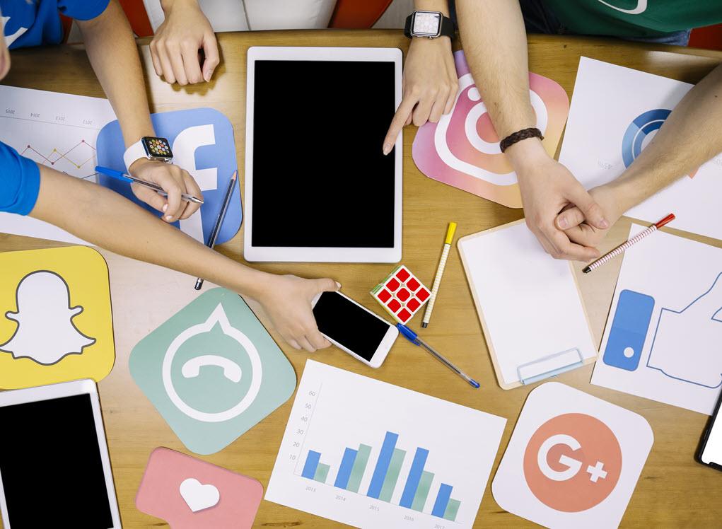 Social Media là gì? Sức mạnh Social Media mang lại cho Marketing Online