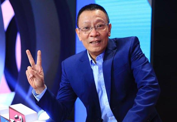Nhà báo Lai Văn Sâm là một KOL hoạt động trên môi trường offline là chính