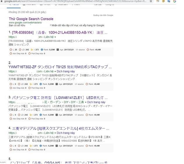 [CASE STUDY] Khắc Phục Website Bị Hack Tiếng Nhật, Mã Độc, Nội Dung Ẩn