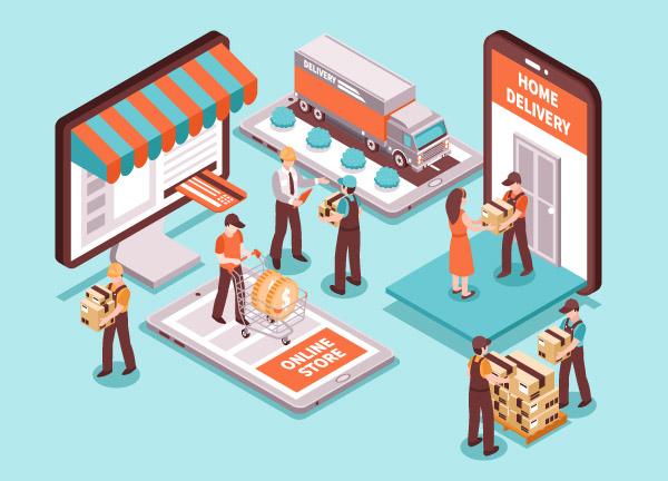 Trade Marketing mở rộng đến môi trường online
