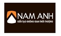 logo nam anh - khách hàng gobranding