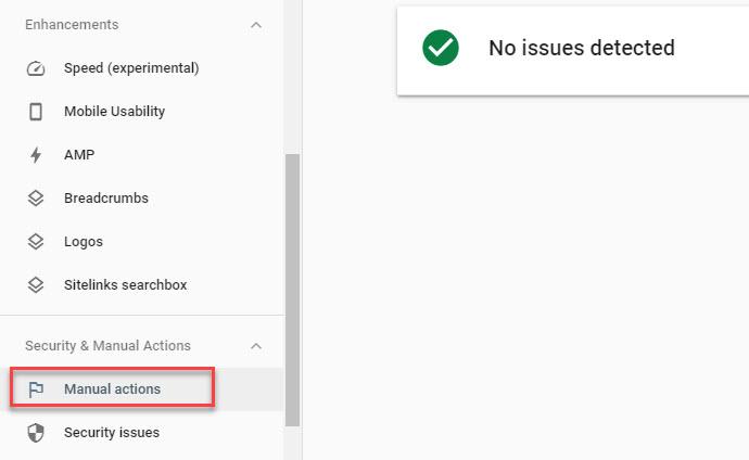 kiểm tra google sandbox bằng search console