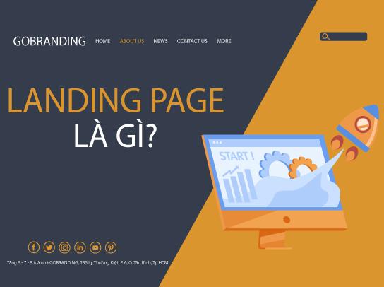 Landing page là gì? Cách xây dựng niềm tin trên Landing Page bán hàng