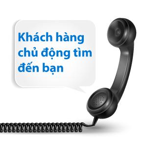 Dịch vụ SEO TP HCM giúp khách hàng chủ động tìm đến