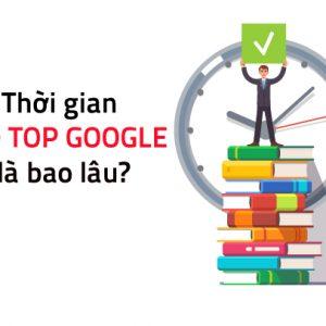 seo top google bao lâu
