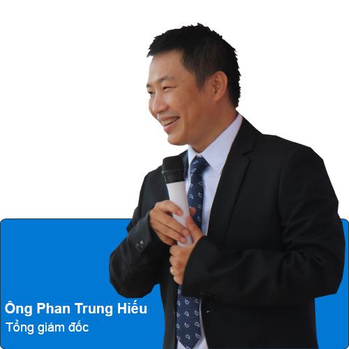 Tổng giám đốc GOBRANDING - Phan Trung Hiếu