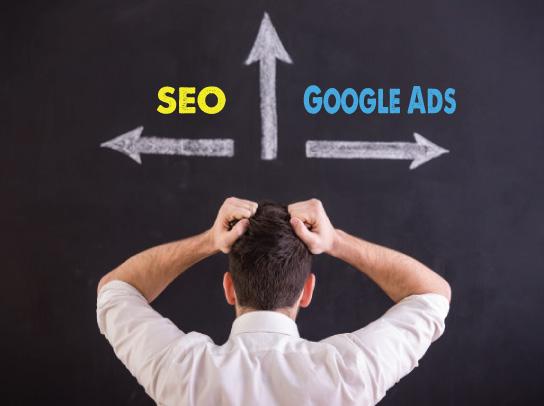 Nên chọn SEO hay Google Adwords để quảng bá website?