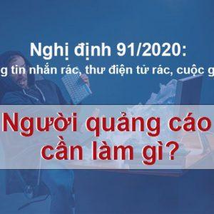 nghị định 91/2020