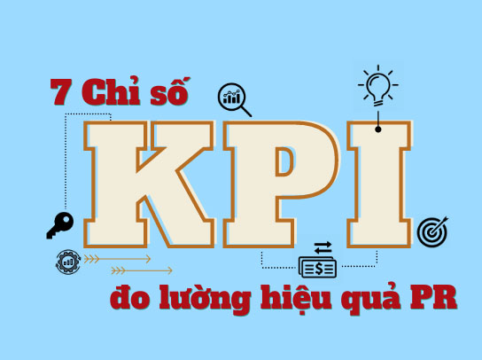 Các chỉ số KPI đo lường hiệu quả PR