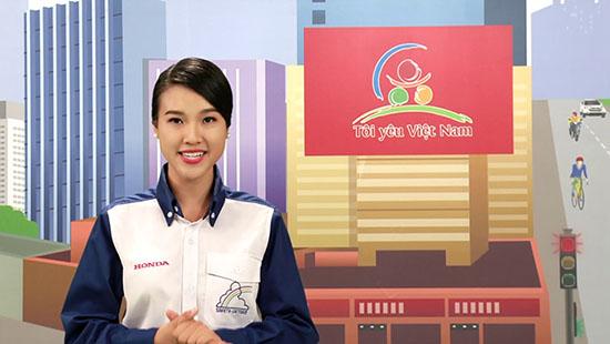 """Chương trình """"Tôi yêu Việt Nam"""""""