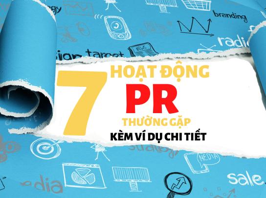 PR là gì? Vai trò của PR và các hoạt động PR
