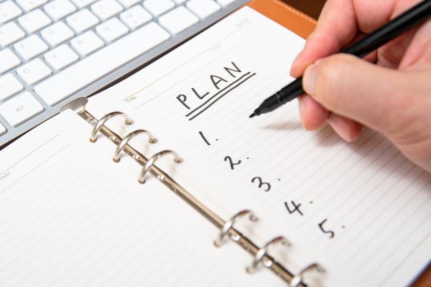 Giai đoạn số 1: Lập kế hoạch