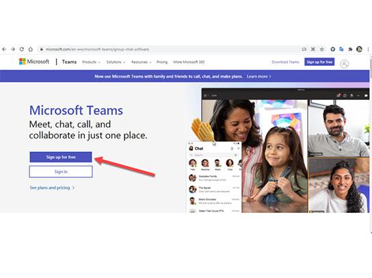 Đăng ký tài khoản Microsoft Teams và cách sử dụng hiệu quả